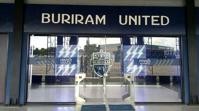Stadion klub Thailand, Buriram United FC