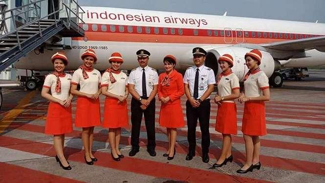 Garuda Indonesia era 70-an