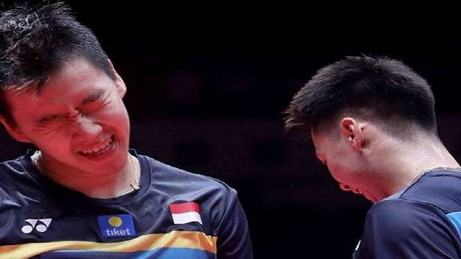 Ganda putra Indonesia, Kevin Sanjaya Sukamuljo/Marcus Fernaldi Gideon