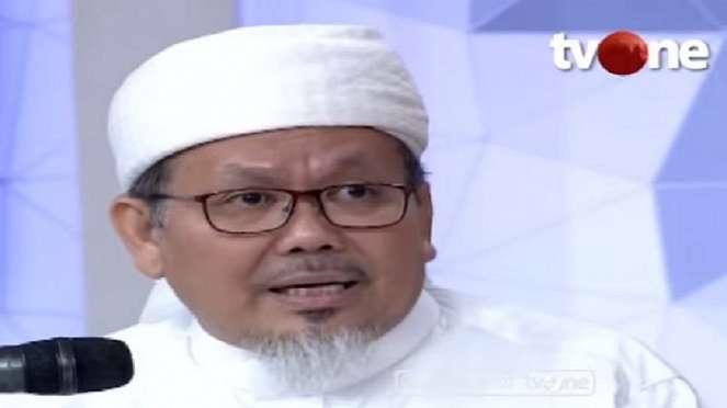 Penceramah KH Tengku Zulkarnain