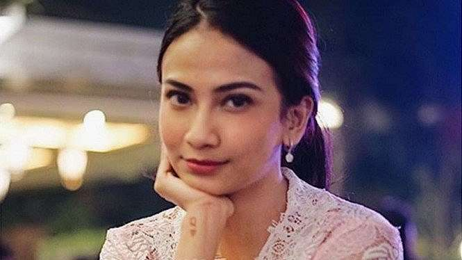 Aktris Vanessa Angel.