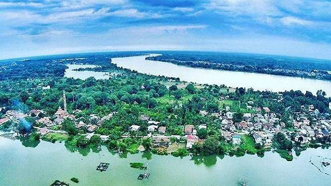 Danau Sipin Wisata jambi