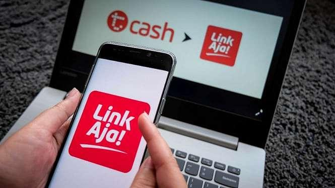 Tcash menjadi LinkAja, salah satu platform uang elektronik yang jadi makin tren di Indonesia.