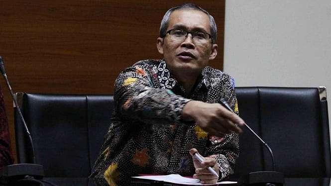 Wakil Ketua Komisi Pemberantasan Korupsi (KPK), Alexander Marwata.