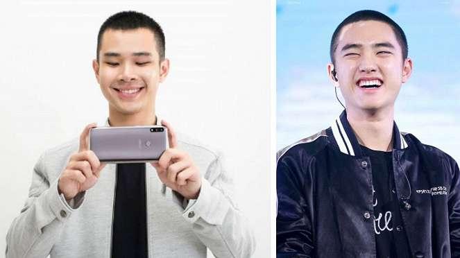Game streamer mirip artis Korea