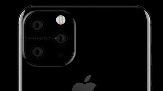 Bocoran kamera iPhone 11