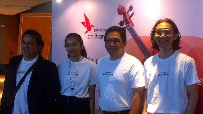 Acara Orkes Jakarta City Philharmonic 2019
