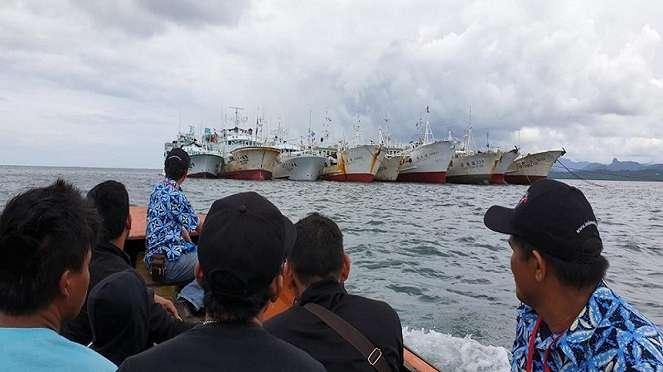 PPLN Fiji fasilitasi WNI yang mencoblos di tengah laut