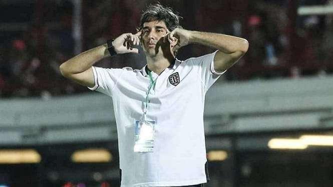 Pelatih Bali United, Stefano Cugurra Teco