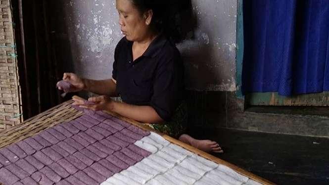Jaje Tujak Sigerongan, cemilan asal Lombok, Nusa Tenggara Barat