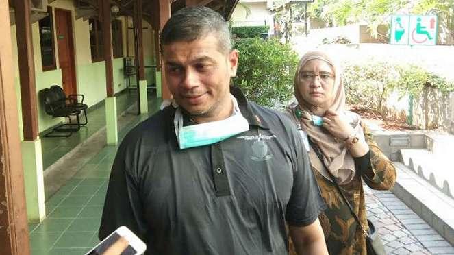 Direktur Pelayanan Medis RS Budi Kemuliaan, Muhammad Rifki.