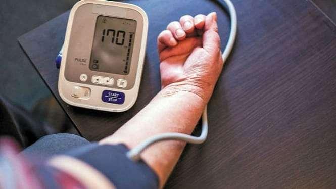 Ilustrasi hipertensi.