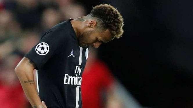 Penyerang Paris Saint-Germain (PSG), Neymar