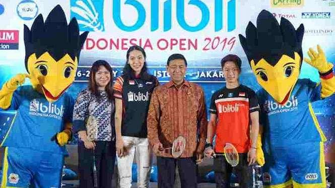 Jelang Indonesia Open 2019