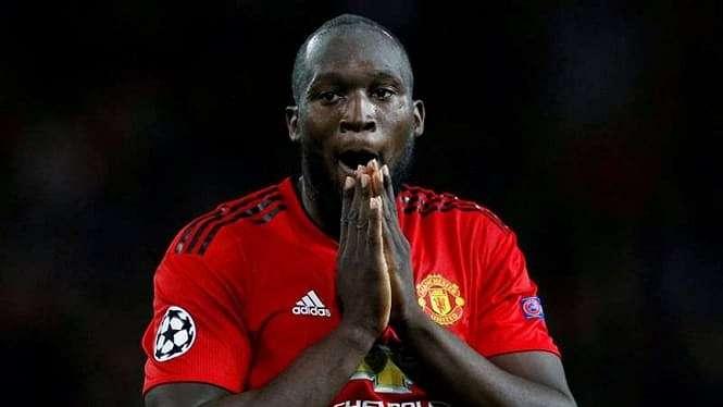 Penyerang Manchester United, Romelu Lukaku