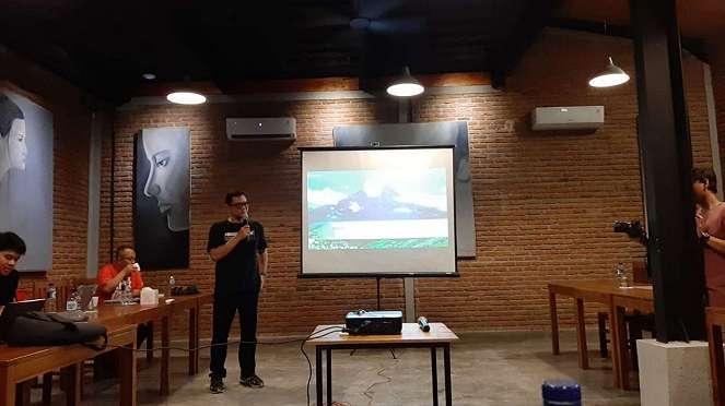 Workshop pengelolaan sampah di Indonesia