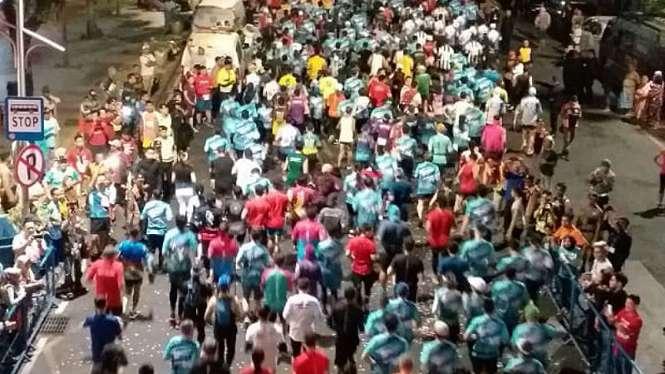 Ajang Surabaya Marathon 2019