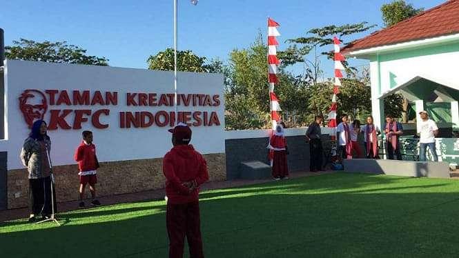 Sekolah Dasar Gondang 01, 03, 04 di Lombok.
