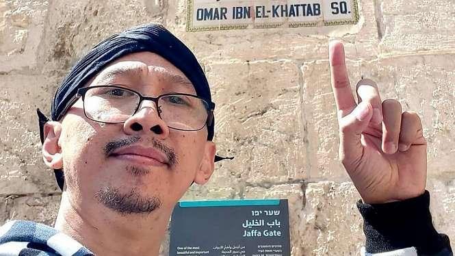 Abu Janda alias Permadi Arya