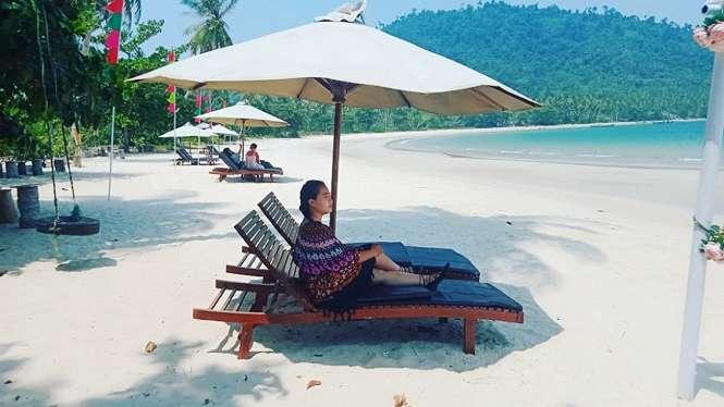 Wisata Pulau Temajo