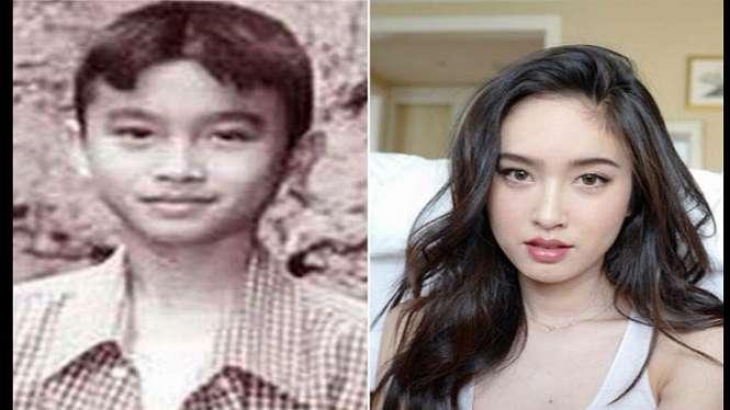 Transgender tercantik di Asia