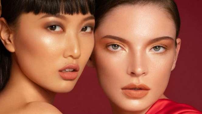 Ilustrasi makeup natural ala WCKD