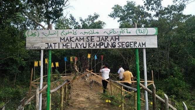 Desa Segeram Natuna