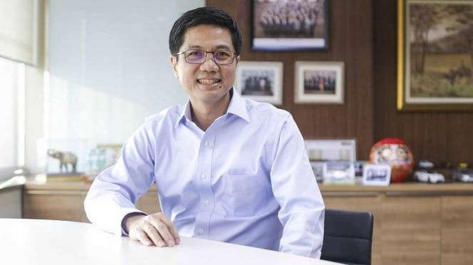 Henry Tanoto Wakil Presiden Direktur PT Toyota Astra Motor (TAM)