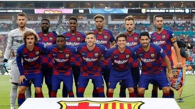 Barcelona Berencana Menjual Pemainnya Yang Bergaji Tinggi