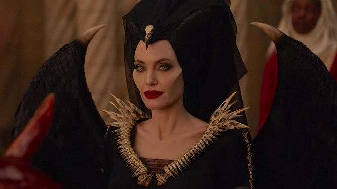 Maleficent: Mistress of Evil.