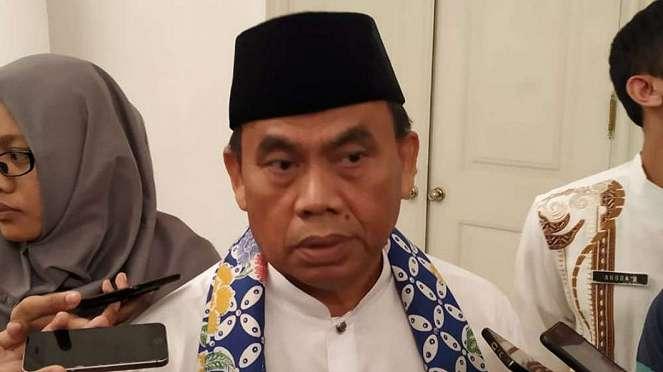 Sekretaris Daerah (Sekda) DKI Jakarta Saefullah.