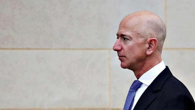 Jeff Bezos Turun Tahta, Bill Gates Kembali ke Singgasana?. (FOTO: Reuters/Joshua Roberts)
