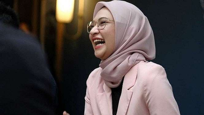 Staf khusus Jokowi, Angkie Yudistia