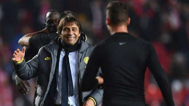 Pelatih Inter Milan, Antonio Conte