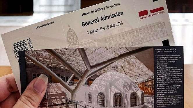 Kunjungi Museum dan Art Gallery di Singapura? Kenapa Tidak