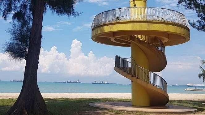 Ini Dia Tempat yang Terkenal Angker di Singapura