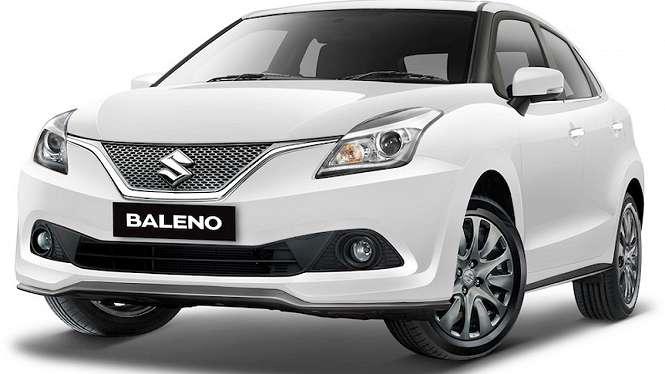 Suzuki Baleno Hatchback 2019 Putih.