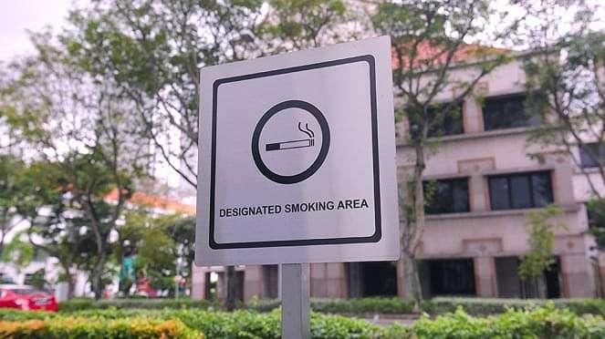 Ini Aturan Merokok di Singapura