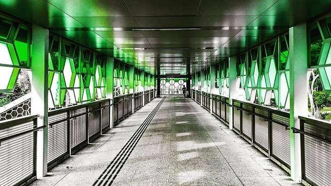 Stasiun MRT Estetik di Singapura