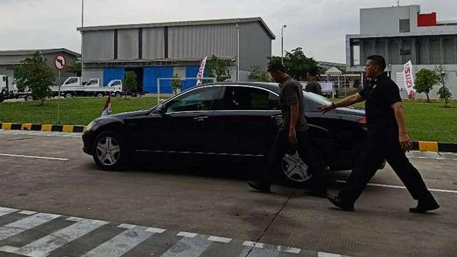 Mobil presiden RI Mercedes-Benz S600 Guard