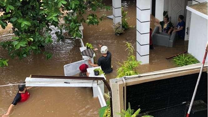 Banjir di Jatimulya, Bekasi
