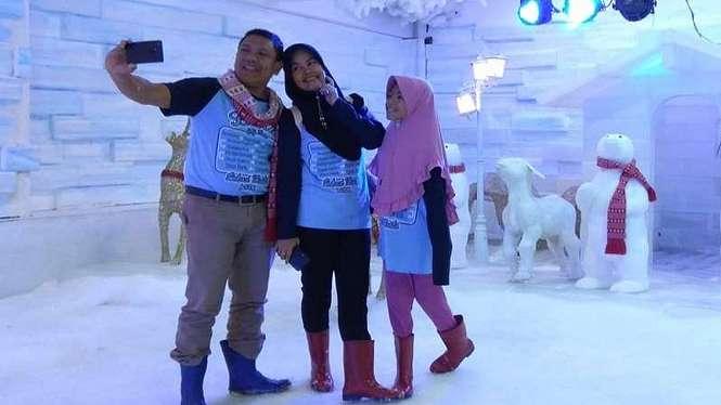 Wahana Kota Es di Malang, Jawa Timur