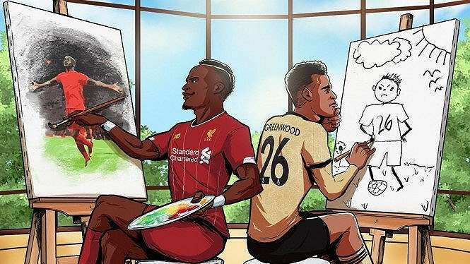 Meme kocak usai Liverpool tekuk MU di Anfield