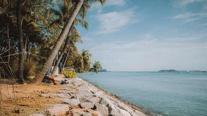 Wisata Gratis di Sentosa Island