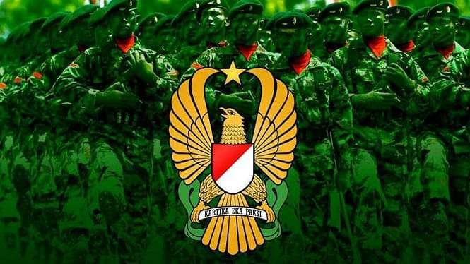 Tentara Nasional Indonesia Angkatan Darat.