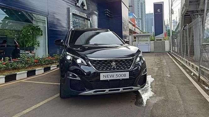 SUV 5008 Allure Plus melengkapi jajaran produk Peugeot di Indonesia