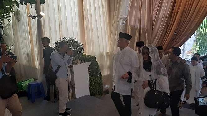 Prosesi Bleketepe Putra Tutut Soeharto.