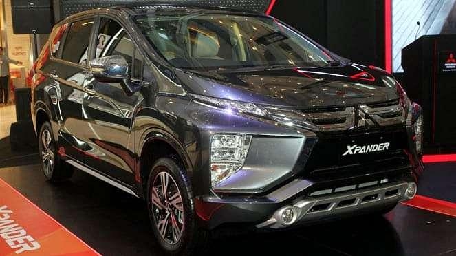 Mitsubishi Xpander edisi 2020
