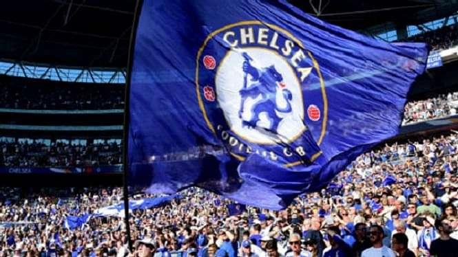 Suporter Chelsea