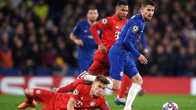 Pertandingan Chelsea vs Bayern Munich di Liga Champions